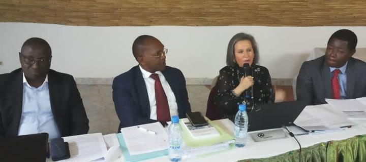 Séminaire de renforcement des capacités au Tribunal de Commerce de Dakar (Sénégal) du 09 au 11 janvier 2019