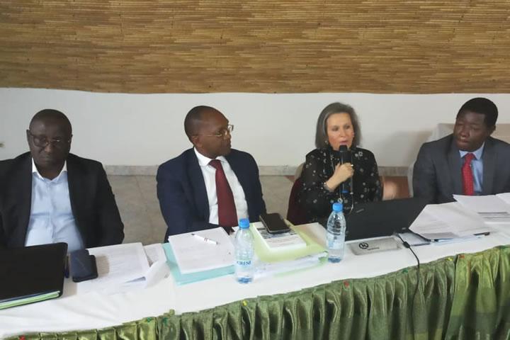 Séminaire de renforcement des capacités au Tribunal de Commerce de Dakar du 09 au 11 janvier 2019