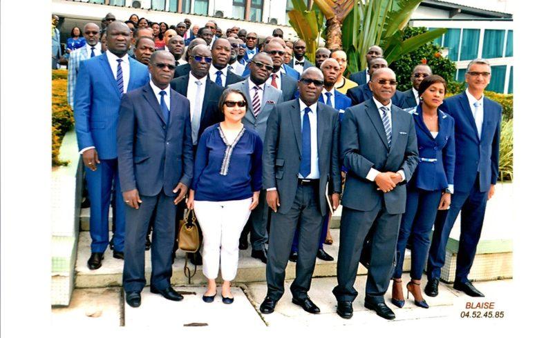 Séminaire bilan de l'année judiciaire 2018-2019 de la Cour d'Appel de Commerce d'Abidjan le jeudi 01 Août 2019